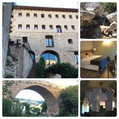 Gracias, Javier del Hotel La Fabrica de Solfa por tu acogida y tu ayuda para la visita de Beceite y El Parrisal, en la comarca del Matarranya (Teruel) Nos ha encantado!!!
