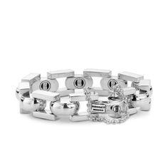 Buddha To Buddha armband 020 Batul 1 cm Zilver kopen? Gratis Verzending  | Juweliersmode