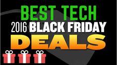The BEST Black Friday 2016 Tech Deals! Amazon Best Buy Target Walmart!