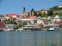 Grenada, the Spice Island. Been twice & want to go again!