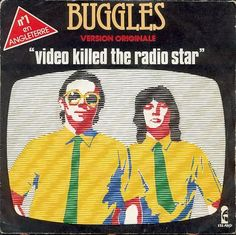"When MTV was actually about playing music! video to ever air on MTV - - Buggles - ""Video Killed the Radio Star"" Mtv Videos, Music Videos, Radios, Le Radio, Pochette Album, Song Play, Little Bit, Song One, 80s Music"