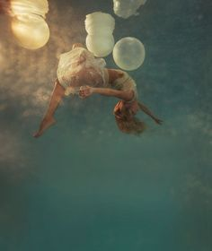 Mallory Morrison Photography- Fine Art Underwater Photography | SURFACING | 2