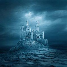 Forgotten castle.
