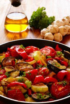 Ratatouille Riviera-Style | Free Pressure Cooker Recipe