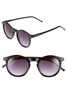 Steve Madden 49mm Round Sunglasses | Nordstrom