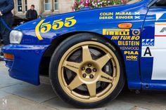 Version 2 STi Rally Car. Look at those Speedlines!!!!!