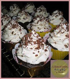 """Cupcake """"Nega maluca"""" (A Oficina de Cupcakes)"""