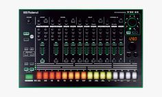Roland Launches New Versions of its Iconic 808, 909 and 303 Instruments
