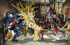 Cobra Viper vs. Barbecue by ehudsbloodysword on DeviantArt