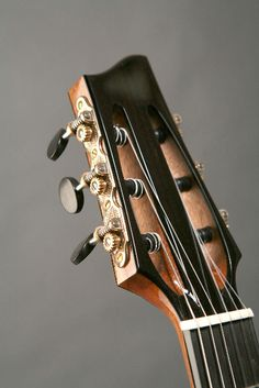 Beauregard Guitars Nylon Jazz NJ