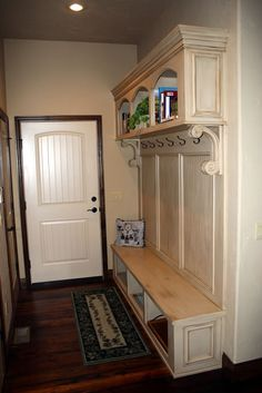 maybe for hall closet? #diy #hallcloset