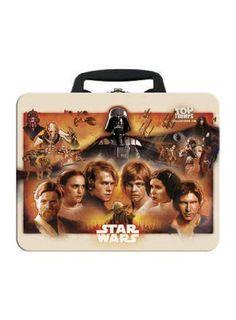 Star Wars Top Trumps Collectors Tin