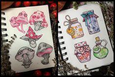 ArtStation - Halloween thinds, Valeria Styajkina