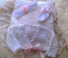 Mary Helen artesanatos croche e trico: Boleros bebe