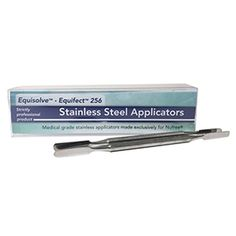 Nufree Nudesse Stainless Steel Eyebrow Applicators (2 PACK) Wax Hair Removal, Help The Environment, Removal Services, Professional Hairstyles, Eyebrows, Packing, Medical, The Incredibles, Stainless Steel
