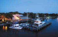 The Loop offers nearly 50 dining venues from patio to waterfront dining in New Smyrna Beach, Florida