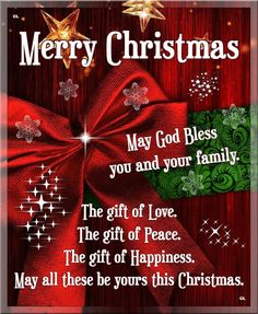 Merry Christmas to All ❤😘 Christmas Card Verses, Christmas Wishes Quotes, Merry Christmas Message, Christmas Card Messages, Merry Christmas Pictures, Christmas Jesus, Christmas Blessings, Merry Christmas And Happy New Year, Christmas Greetings