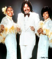 Tony Orlando & Dawn TV Show TYE A YELLOW RIBBON ROUND THE OLD OAK TREE.
