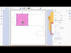 brother scan n cut tutorials creating the waterfall mechanism - YouTube