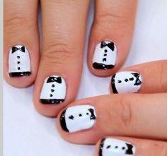 Smoking nagels