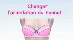 Tuto patron couture Femme gratuit - Patron du soutien gorge - (2 de 3)