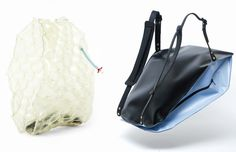 Fugu Bag | Peng You | inflatable bag designed to keep electronic devices safe from knocks and bumps
