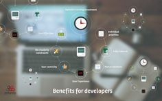 #Benefits for #developers
