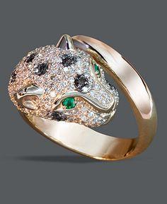 Effy Jaguar Ring