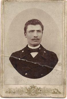 mój pradziadek  1872-1910