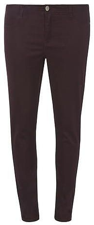 Womens damson jegging from Dorothy Perkins - £22.50 at ClothingByColour.com