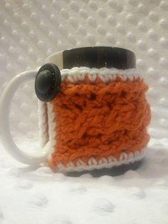 Cup Cozy Cup Cozie Crochet Cup Cozy Crochet Cup by AJsCrochets