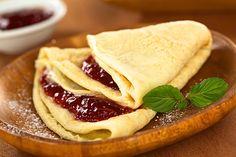 Recipe: Crepes with Jam à la Pépin