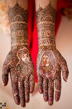 IT'S PG'LICIOUS #BRIDALMEHNDI #MEHENDI #INDIANWEDDING