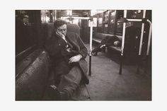 Stanley Kubrick's subway shots
