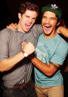 daniel sharman and tyler posey