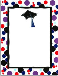 Diplomi e attestati Graduation Decorations, School Decorations, Orla Infantil, Invitation Cards, Invitations, Frame Clipart, Borders And Frames, Preschool Classroom, Kindergarten