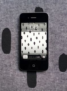 Free downloadable iPhone wallpaper from Cotton & Flax