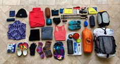 My Complete Gear List, and Base Weight: 14 Pounds – The Trek – Famous Last Words Thru Hiking, Camping And Hiking, Hiking Gear, Hiking Backpack, Camping Stuff, Travel Backpack, Tent Camping, Ultralight Backpacking Gear, Backpacking Checklist