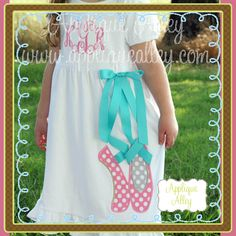 design includes tack downs for ribbon.You may omit these if you don't want ribbons on the designDigital Applique Design for use with Embroidery MachineSizes: 4X4, 5X7,9X9, AND6X10Formats:...