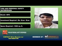 Testimonial: Fire and Personal Safety Enterprises is highly satisfied wi... Personal Safety, Business Opportunities, Gd, Investing, Fire, Marketing