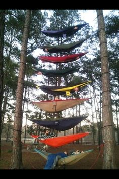 Hammock Camping Tree Hangers... Checkout our hammocks here... http://www.osograndeknives.com/store/catalog/hammocks-tents-and-shelters-412-1.html