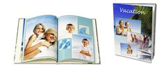 Today's Deal: Spend $18 for 8 x 11 Hand cover 26 page photo book that is worth $48 PhotoBook