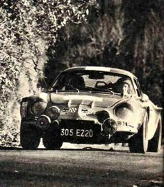 The Alpine A110 was produced from 1961 through 1973 and the Berlinetta was only body-style offered. It was considered to be one of the strongest rally vehicles of its time. In 1971 Alpine achieved a 1st, 2nd and 3rd win in the Monte Carlo rally using cars with engines derived from the Renault R16. In 1973, they repeated the 1, 2, 3 Monte Carlo result and went on to win the World Rally championship outright, beating Porsche, Lancia and Ford.