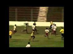 Benton/Fenton chases footballers round Richmond Park