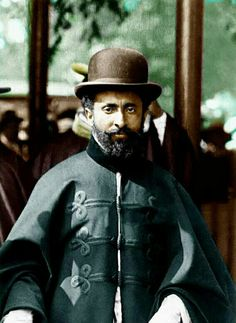 """We demand an end to nuclear testing and the arms race because these activities, which pose such dreadful threats to man's existence, and waste and squander humanity's material heritage, are wrong.""  Kedamawi Hayl Selasse  (Haile Selassie I) #RasTafari #GiveItheTeachingsofHisMajesty"