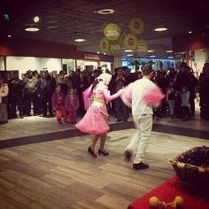 Tanssia ja juhlaa #Trio #TrionKarnevaalit #tanssiesitys
