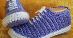 How to crochet a slippers. How to crochet a slippers More Tags: crochet baby booties crochet booties crochet hat patterns crochet magic ring crochet vest double crochet stitch treble crochet Crochet Slipper Boots, Crochet Slipper Pattern, Crochet Slippers, Crochet Patterns, Pdf Patterns, Knitting Patterns, Booties Crochet, Slipper Socks, Love Crochet
