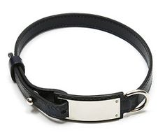 Hermes marine dog collar
