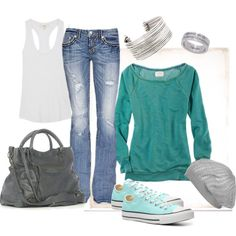 Comfy and cute! - Polyvore
