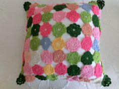 Cosas mias: un pañuelo de crochet